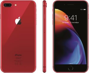 Apple iPhone 8 Plus Red 64 Gb